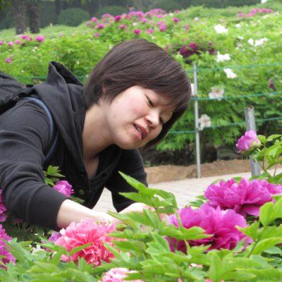headshot of Xin Zhou